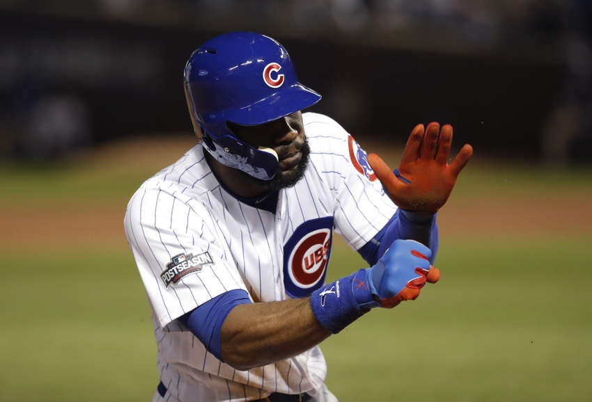 Chicago Cubs: Heyward unaware of the effect of his World Series speech