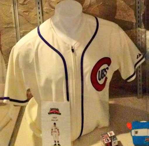 the best attitude a7b68 5047f Cubs Unveil Wrigley 100th Anniversary Throwback Jerseys