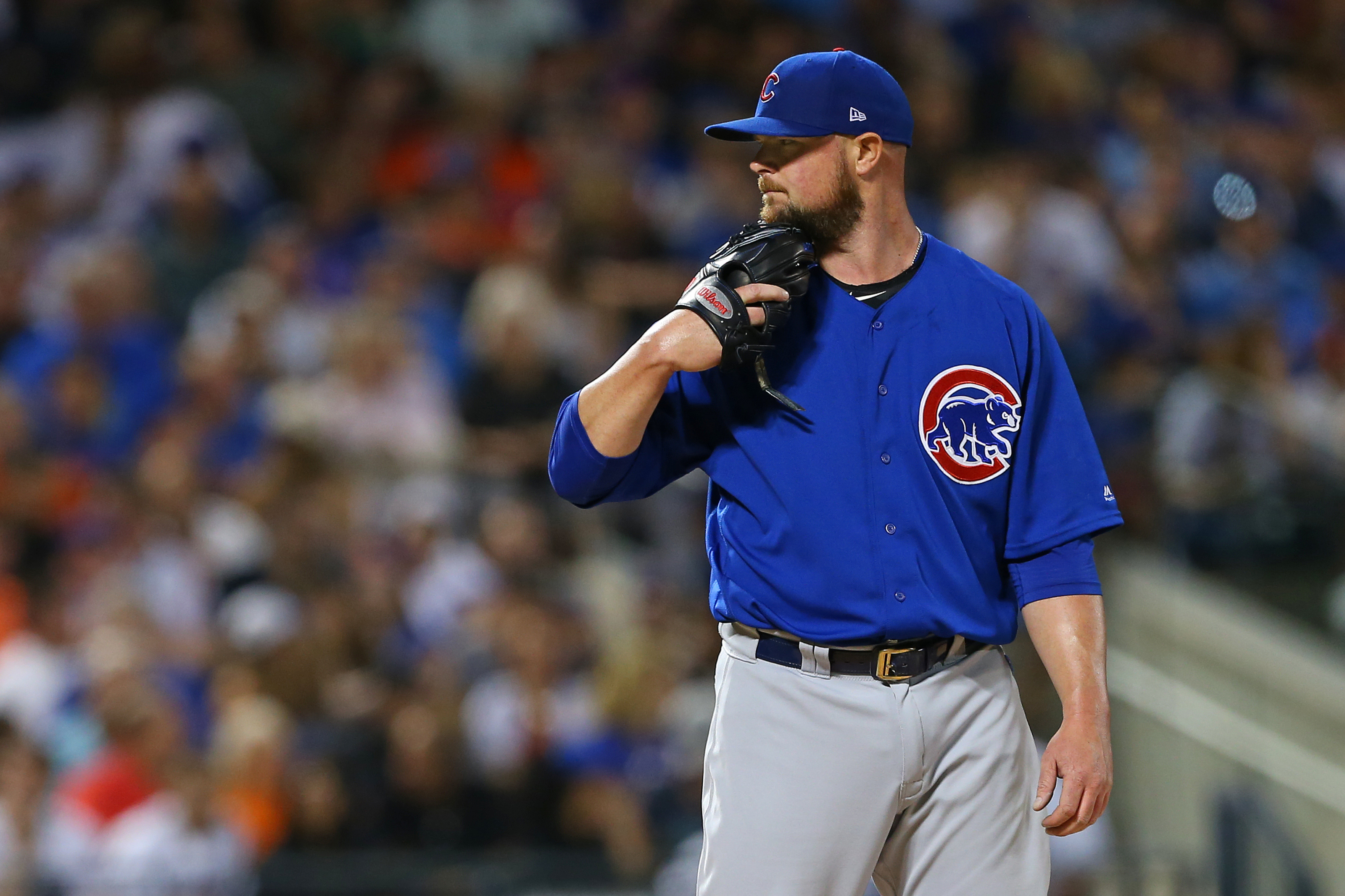 Chicago Cubs: A shortened season could help some of the older players