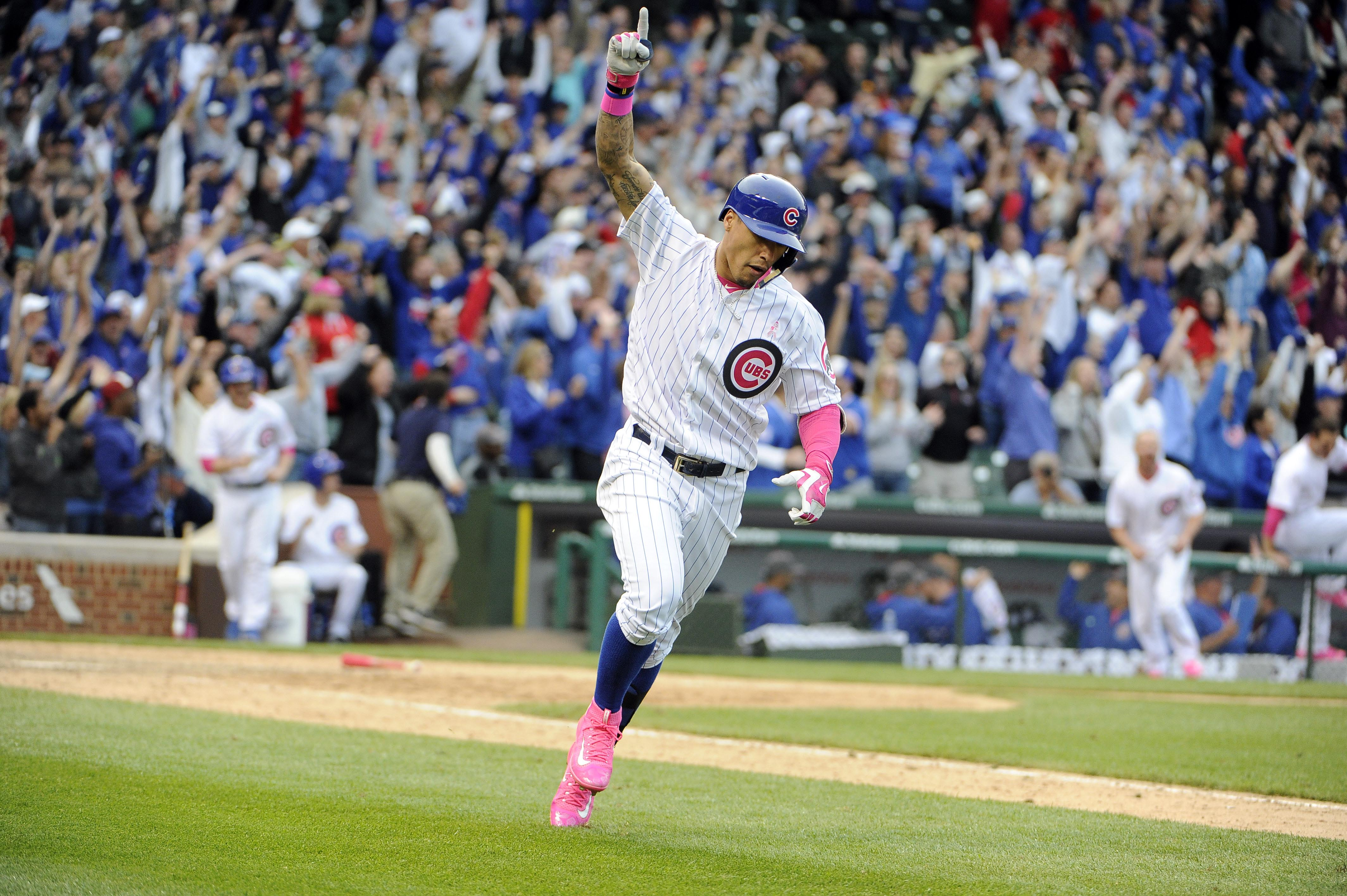 best service c0964 e6bbc Chicago Cubs: Ranking the best moments of the 2016 season ...