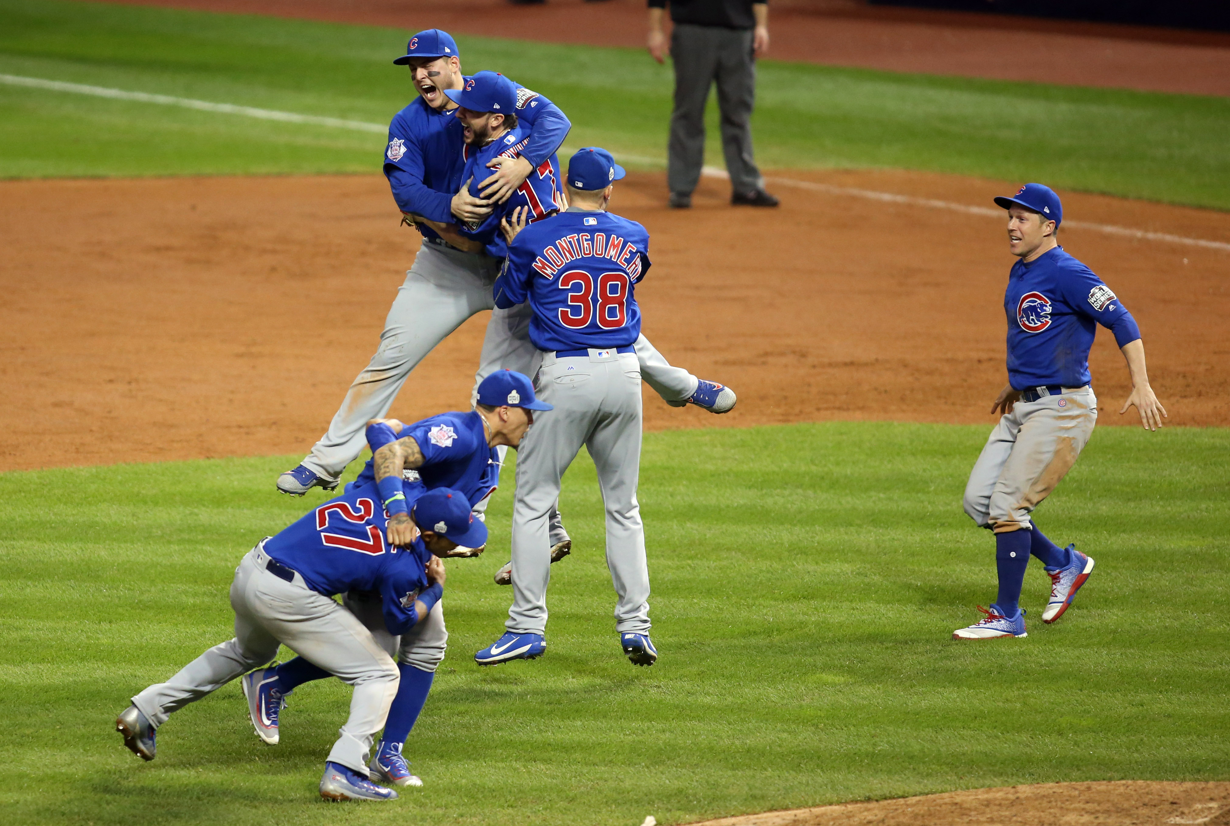 Chicago Cubs Playoff Update: Magic Number, Potential ...