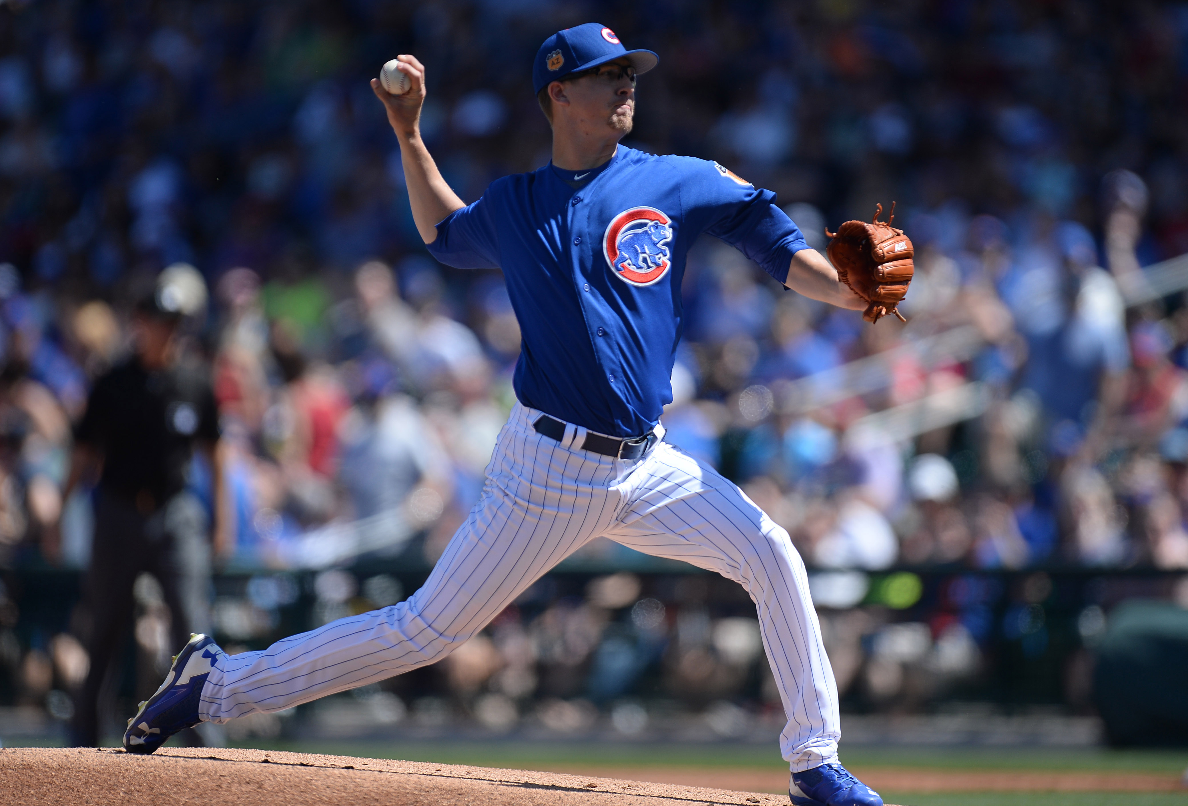Chicago Cubs: Candidates for the Cubs' 2018 starting rotation